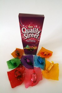 Quality Street - Essential For Gels!