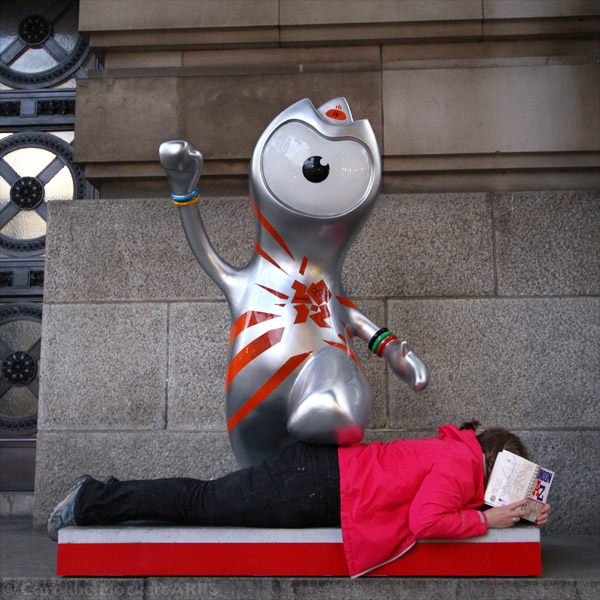 Face Down Tuesday - Wenlock Edition