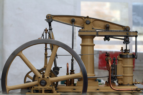 Miniature Beam Engine