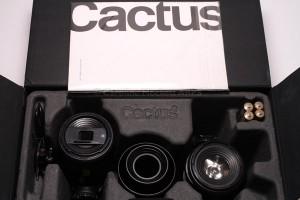 Cactus LV5 - Open Box