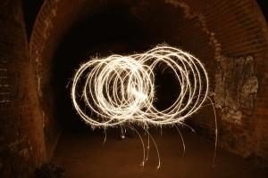 Sparkler Spin