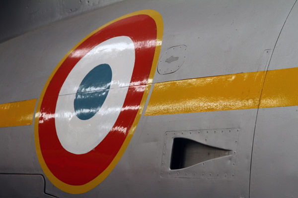 Roundel And Triangle