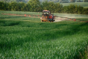 Crop Spraying