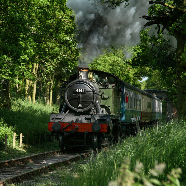 By The Lineside