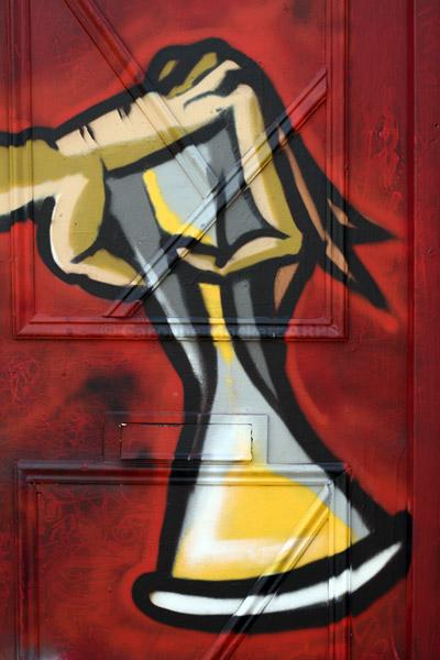 A Door In Hiding