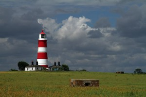The Happisburgh Lighthouse