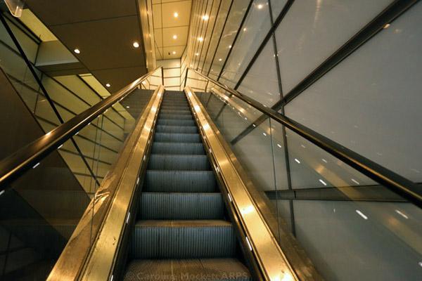 The Up Escalator