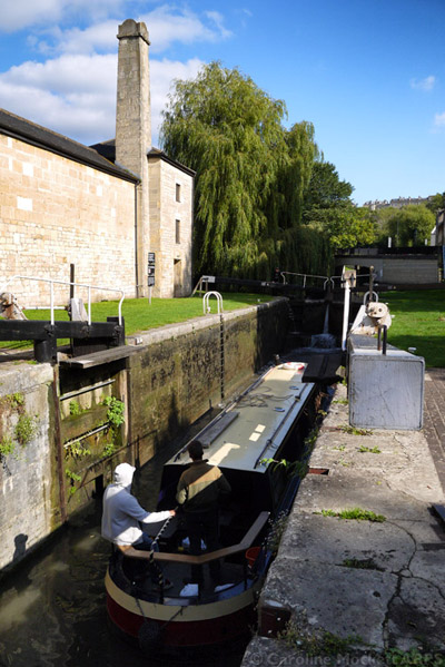 Easing Into The Lock