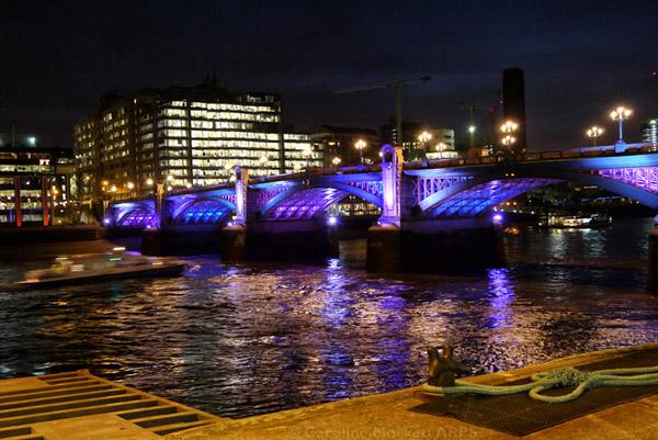 Southwark Bridge Quayside