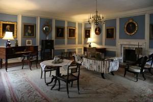 Elegant Georgian Room