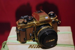 The Golden Nikon