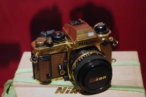 The Golden Nikon