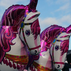 Horsey Balloons