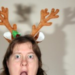 I'm No Rudolph... - Out-take Day #23