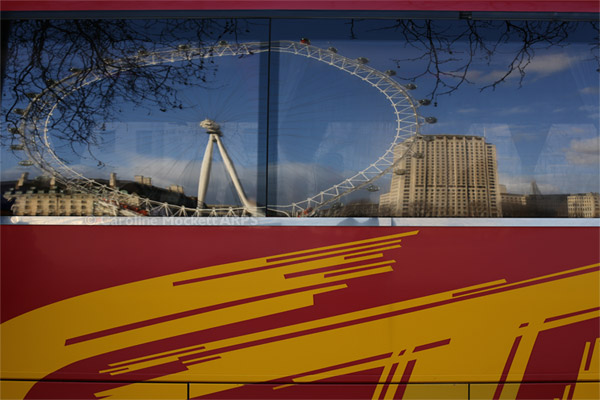 Embankment Reflections