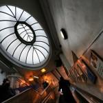 UO (Bakerloo) - Kilburn Park - Escalator Canopy