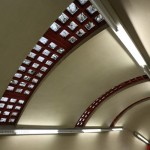 UO (Bakerloo) - Baker Street - Escalator Roof