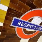 UO (Bakerloo) - Regent's Park - Ceramic Colours