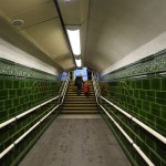 UO (Bakerloo) - Regent's Park - The Long Tunnel