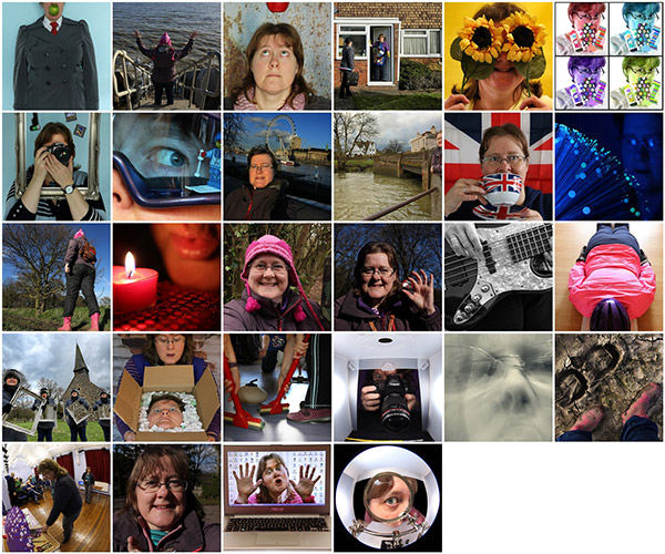 Selfies - February 2014