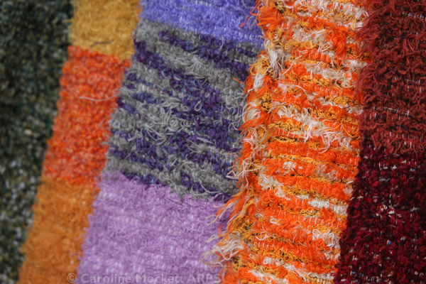 Colourful Rugs, Pampaneira