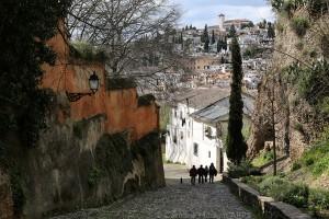 Calle Real de La Alhambra