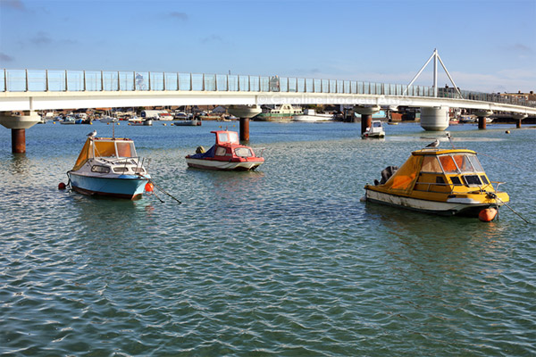 High Tide On The Adur