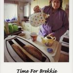 Time For Brekkie