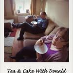 Tea & Cake With Donald