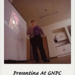 Presenting At GNPC