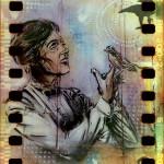 Wilkes Street - Bird Lady