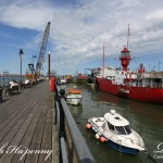 Moored Fishing Fleet