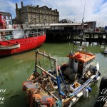 Moored In The Pound