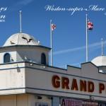 Grand Pier & Flagpoles