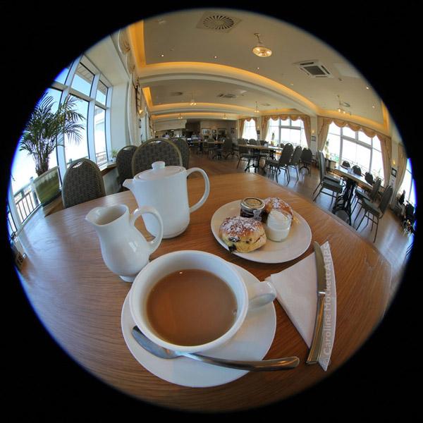 Tea & Scones, Weston Grand