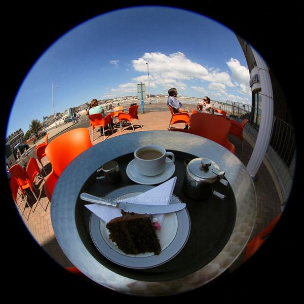 Tea & Cake, Weymouth Pleasure Pier
