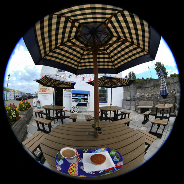 Tea & Cake, Swanage