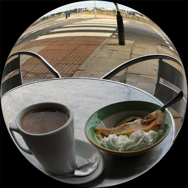 Tea & Apple Pie, Rothesay