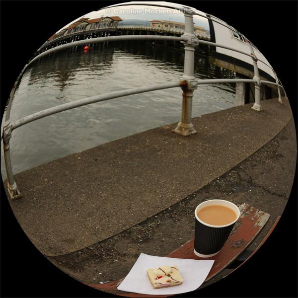 Tea & Cake, Dunoon