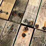 Random Deck Board Patterns