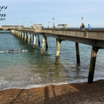 Rowing Under The Pier
