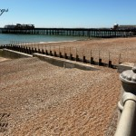Crumbling Pier & Breakwater