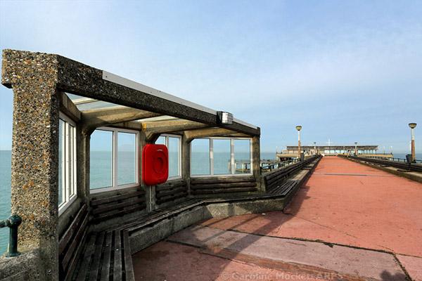 Pier Shelter