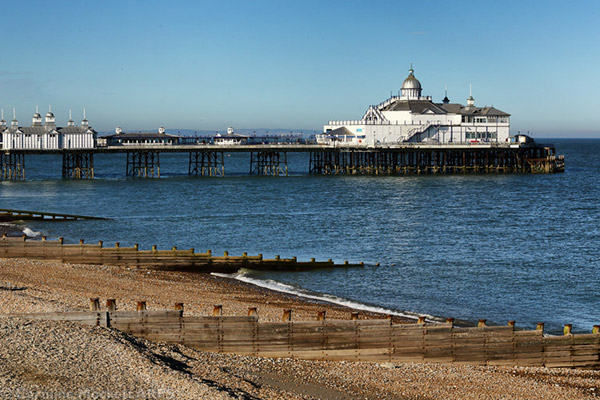 Eastbourne Pier And Shore