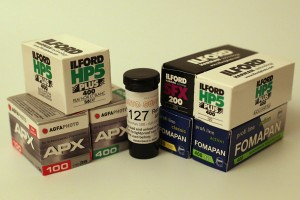 Selection of mono film