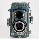 Yashica - 44A Blue