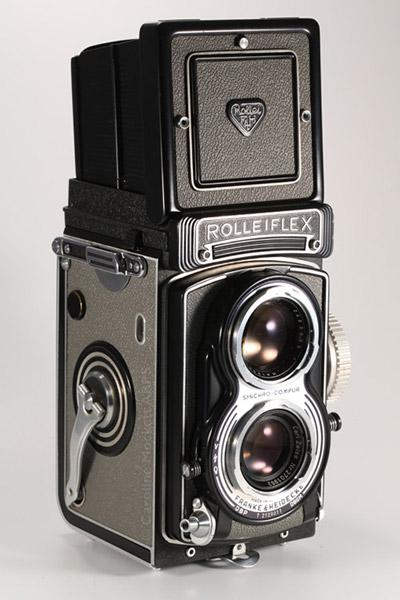 Franke & Heidecke - Rolleiflex T1