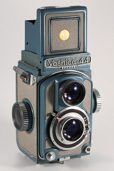 Yashica - 444A Blue