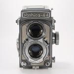 Yashica - 44 Silver Grey