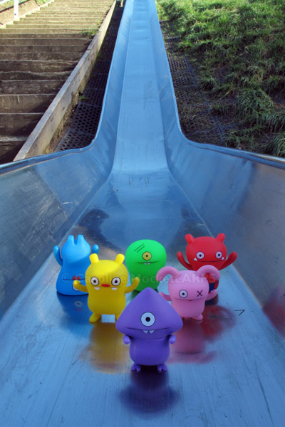 On The Big Slide